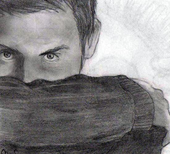 Elijah Wood by Chrissi17
